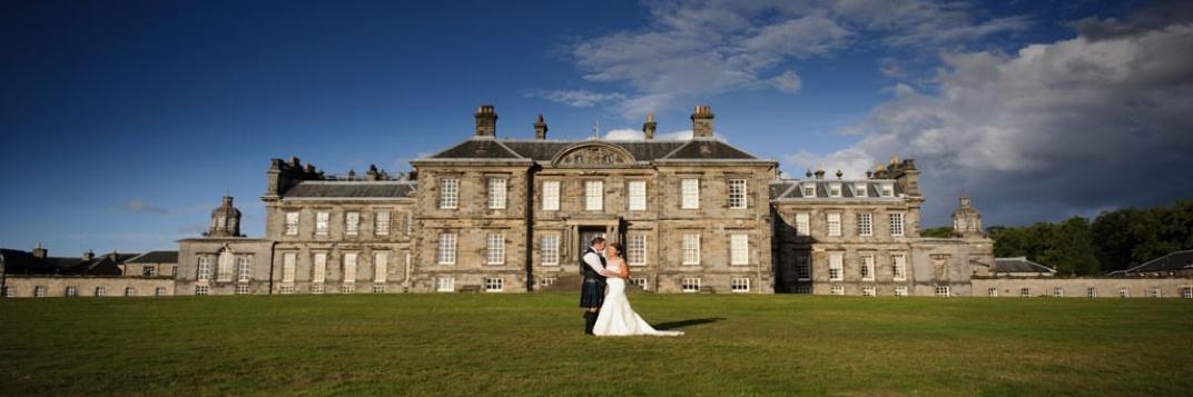 Wedding Venue Near Edinburgh Scotland