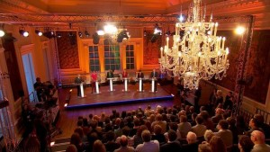 Conference & Events Scottish Leaders Debate