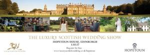 Luxry Scottish Wedding