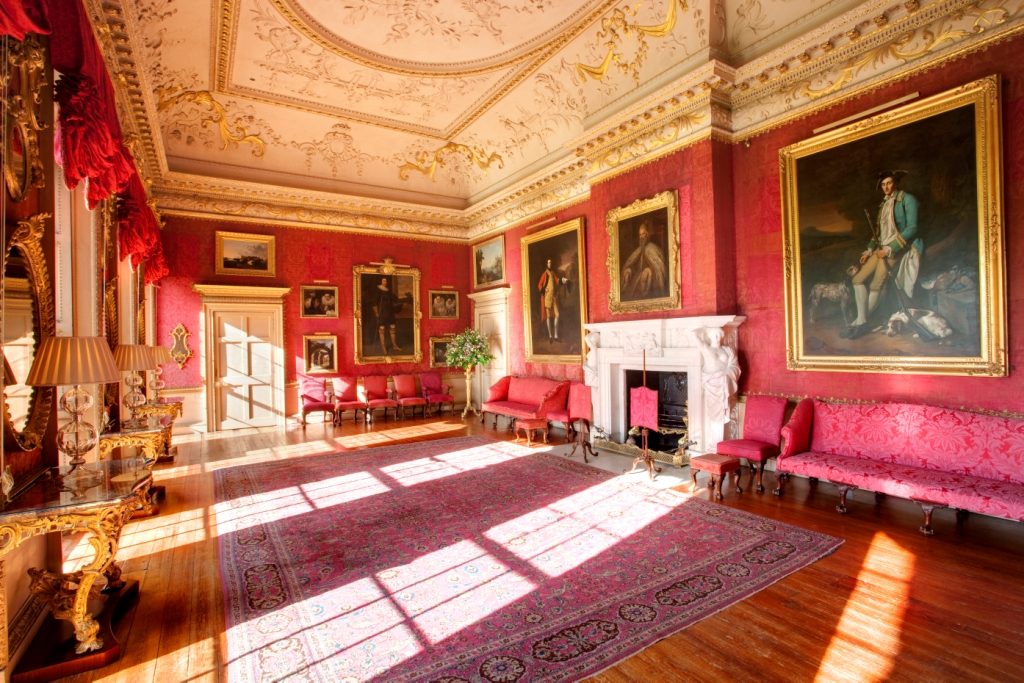 Red Drawing Room