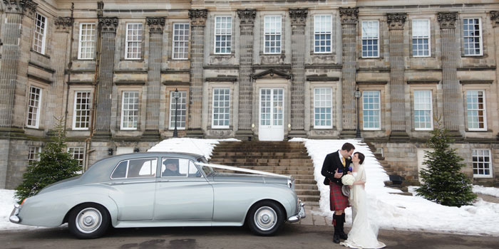 Winter Wedding Hopetoun