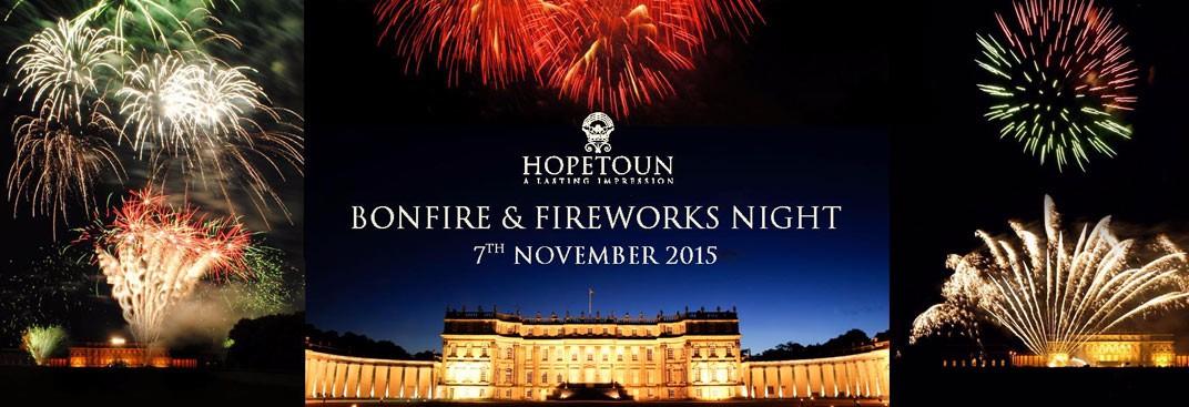 Hopetoun Bonfire and Fireworks Night