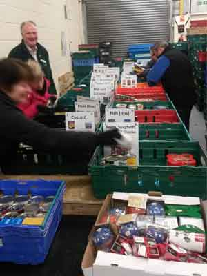 West Lothian Food Bank