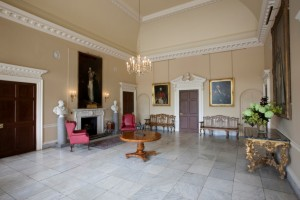 Hopetoun House Front Hall