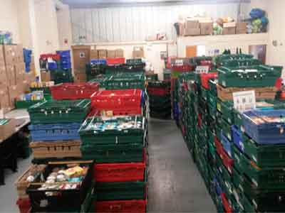 West Lothian Food Bank